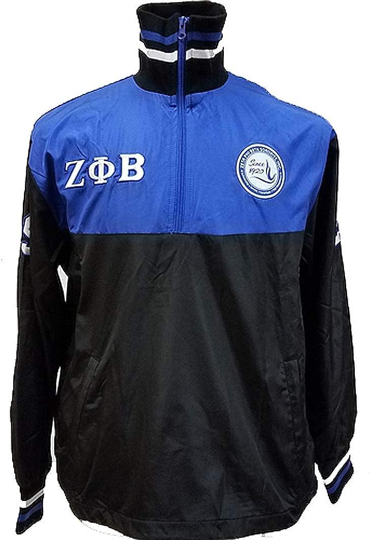 Buffalo Dallas Zeta Phi Beta Ladies Track Jacket