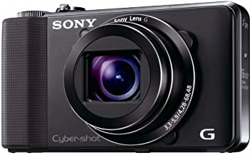 Sony Cyber-shot DSC-HX9V 16.2 MP Exmor R CMOS Digital Still Camera with 16x Optical Zoom G Lens, 3D Sweep Panorama and Ful...