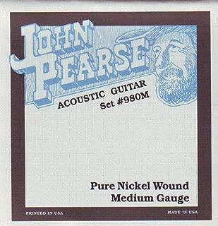 Best john pearse pure nickel wound acoustic guitar strings Reviews