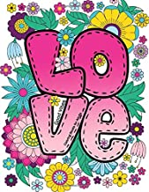 Good Vibes Coloring Books for Adults: Love Inspirational sayings coloring book, Motivational Quotes for Stress Relieving and Relaxation