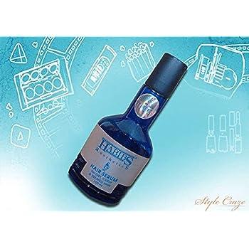 Habibs Aesthetics Hair Serum- 100 ml, for Dry, Curly & Treated Hairs