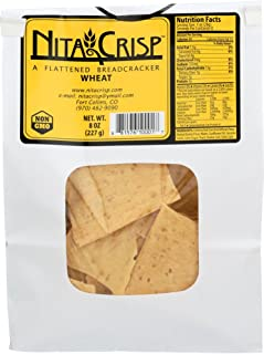 nita crisp wheat crackers