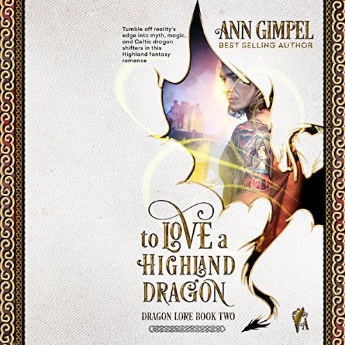 To Love a Highland Dragon cover art