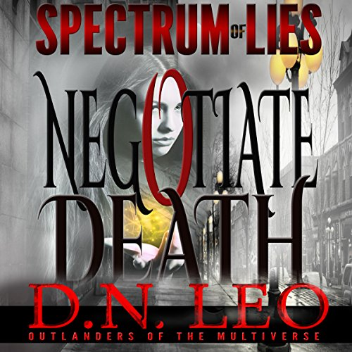 Negotiate Death: White Curse audiobook cover art