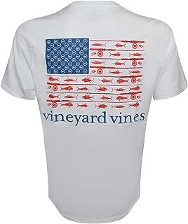Vineyard Vines Men's Short Sleeve Graphic Pocket T-Shirt