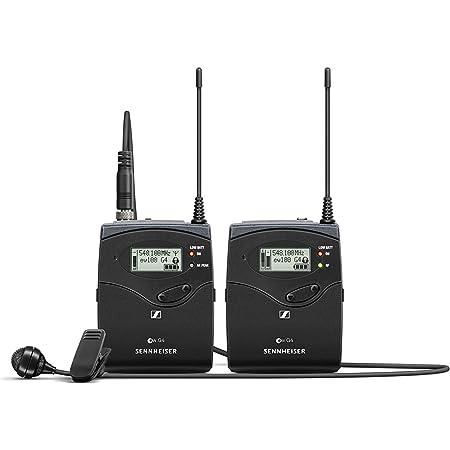 Sennheiser Pro Audio Ew 100 Portable Wireless Microphone System, G, ew 122P G4-A (ew 122P G4-A)