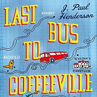 Last Bus to Coffeeville audiobook cover art