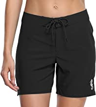 Anwell Damen Badeshorts mit Waistband Frerzeit Wassersport Bikinihose Tankinihose