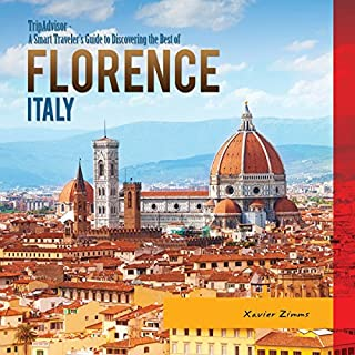 TripAdvisor: A Smart Traveler's Guide to Discovering the Best of Florence, Italy audiobook cover art