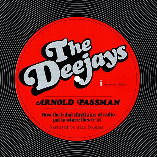 The Deejays audiobook cover art