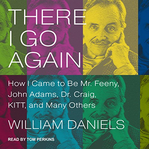 There I Go Again audiobook cover art