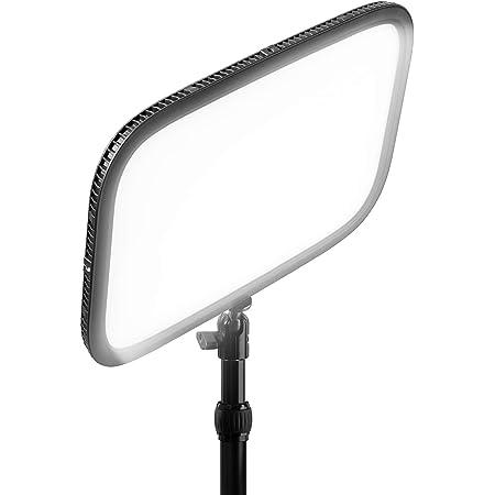 Elgato Key Light プロスタジオLED照明パネル ライト 2800ルーメン 色温度調整 アプリ制御 卓上マウント付属 PCおよびMac対応