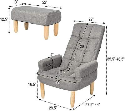 Amazon.com: Porter Designs U8020 Hunter Transitional Sleeper ...