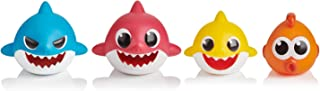 Pinkfong Baby Shark Bath Squirt Toy - 4 Pack - by WowWee