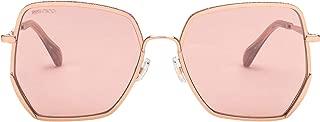 Luxury Fashion | Jimmy Choo Womens ALINES58EYR2SE Gold Sunglasses | Fall Winter 19