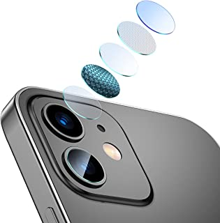 Baseus 0.25mm Gem Camera Lens Protective Film For iP 12 mini 5.4/iP12 6.1inch 2020 (2pcs of Pack) Transparent