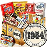 Original seit 1954 - Süßigkeitenbox mit DDR Waren - 1954 Geschenkpaket