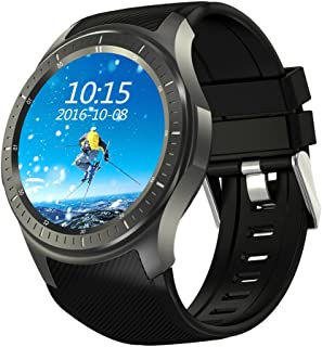 GoExw Smartwatch Fitness Smart Phone DM368 3G Android 5.1 OS WIFI GPS Bluetooth Black