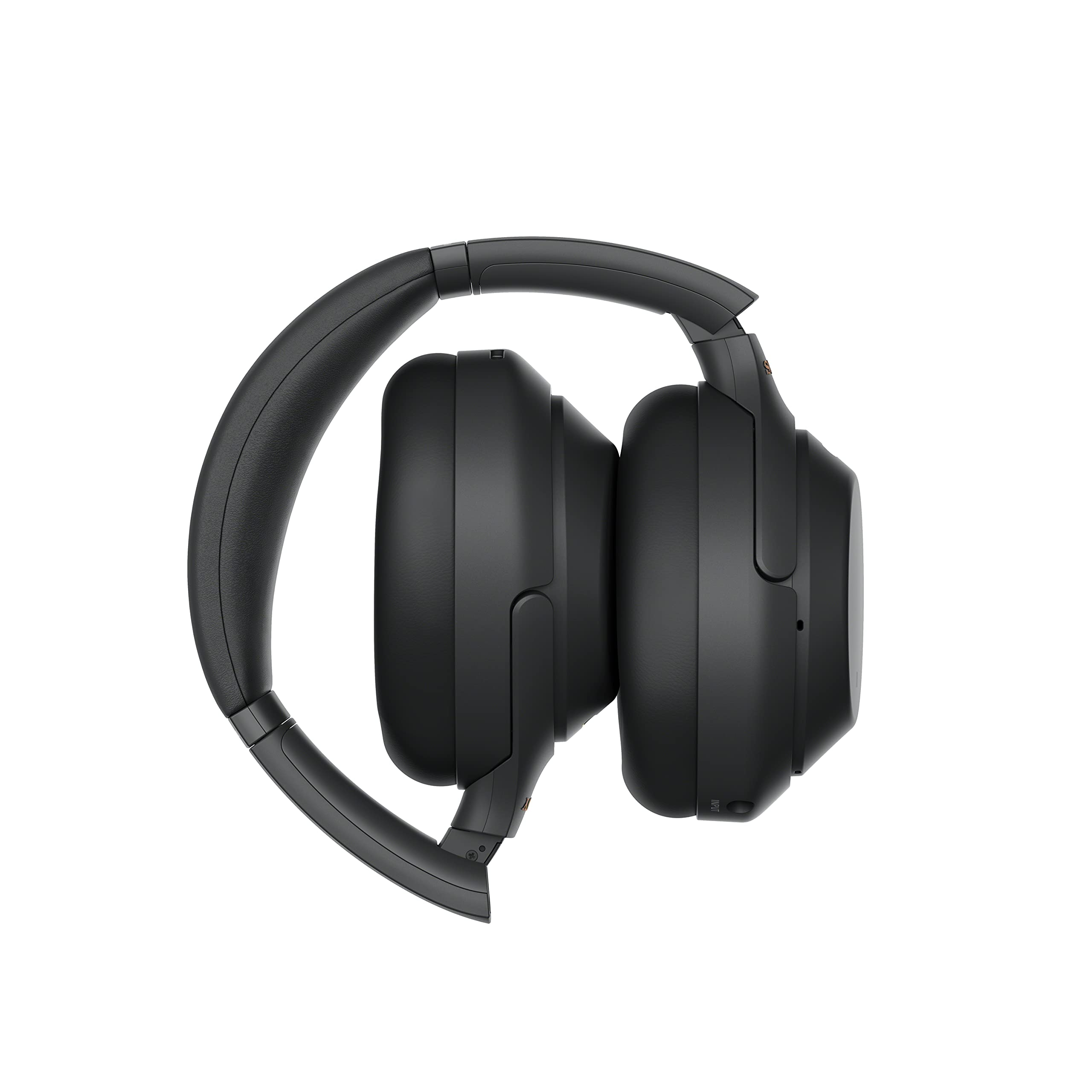 Sony WH-1000XM3 Wireless Noise-Cancelling Bluetooth Over-Ear Headphones with Mic for phone call - Black