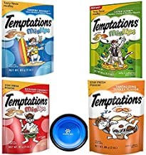 Best temptations snacks for cats Reviews