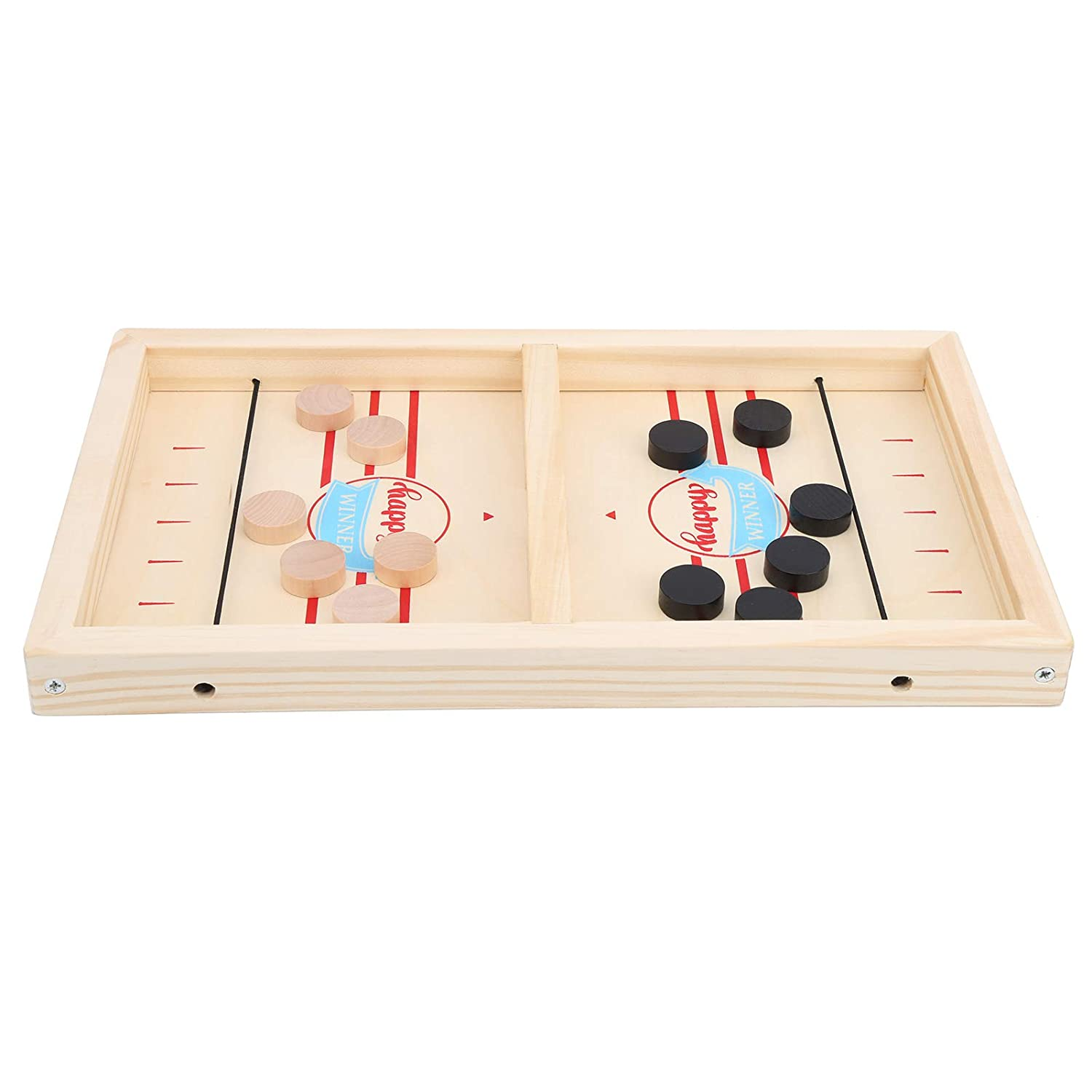 Toys Winner Board Games Wooden New life Sling Children Super sale period limited Puck for Smal Game