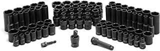 Grey Pneumatic 3/8 Drive 81pc Complete Impact Socket Set