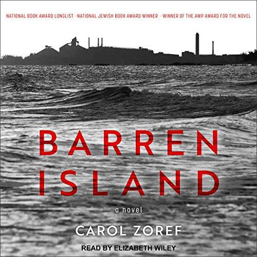 Barren Island audiobook cover art