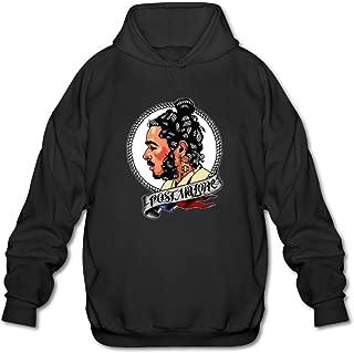 TAVJCFW Classic customization Man Savage Hoodie Black Winter