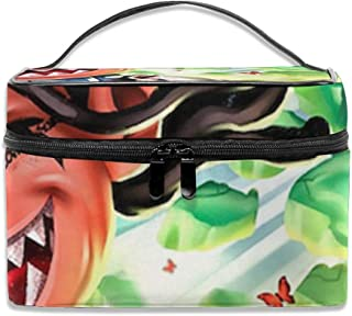 Makeup Bags Trippie Redd Travel Makeup Cosmetic Case Portable Storage Bag Cosmetics Jewelry Accessories