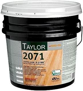 Taylor 2071 4 Gal. Tuff-Lok X-Link Wood Flooring Adhesive