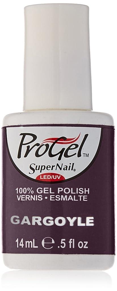 メイエラ暗殺するスペクトラムSuperNail ProGel Gel Polish - Gargoyle - 0.5oz/14ml