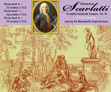 Scarlatti: The Complete Keyboard Sonatas, Vol. 3
