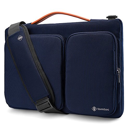 tomtoc 360 Protective Laptop Sleeve for 14 Inch Acer HP Dell Chromebook, ThinkPad X1 Yoga (1-4 Gen)/ T Series, 15 Inch New MacBook Pro A1990 A1707, 2019 Surface Laptop 3 15 Inch, Ultrabook Case Bag