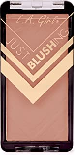 LA Girl Just Natural Just Blushing Powder, Brown, 7g