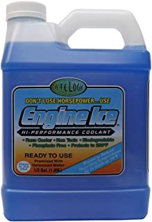 suzuki motorcycle blue coolant