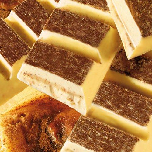 Shokomonk - weiße Schokolade Tiramisu 50 g