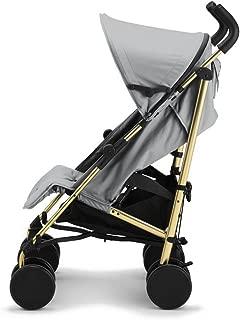 Elodie Details cochecito Stockholm Stroller gris dorado