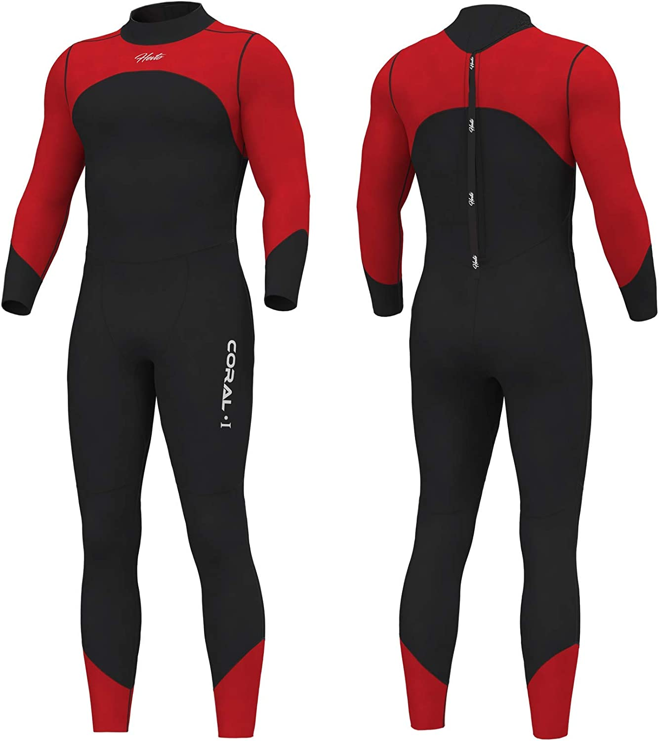 Hevto Wetsuits Coral Old Men and Scuba 3mm New Free Shipping Neoprene Full D Women Deluxe