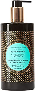 MOR Boutique Emporium Classics Bohemienne Hand & Body Lotion, 500ml
