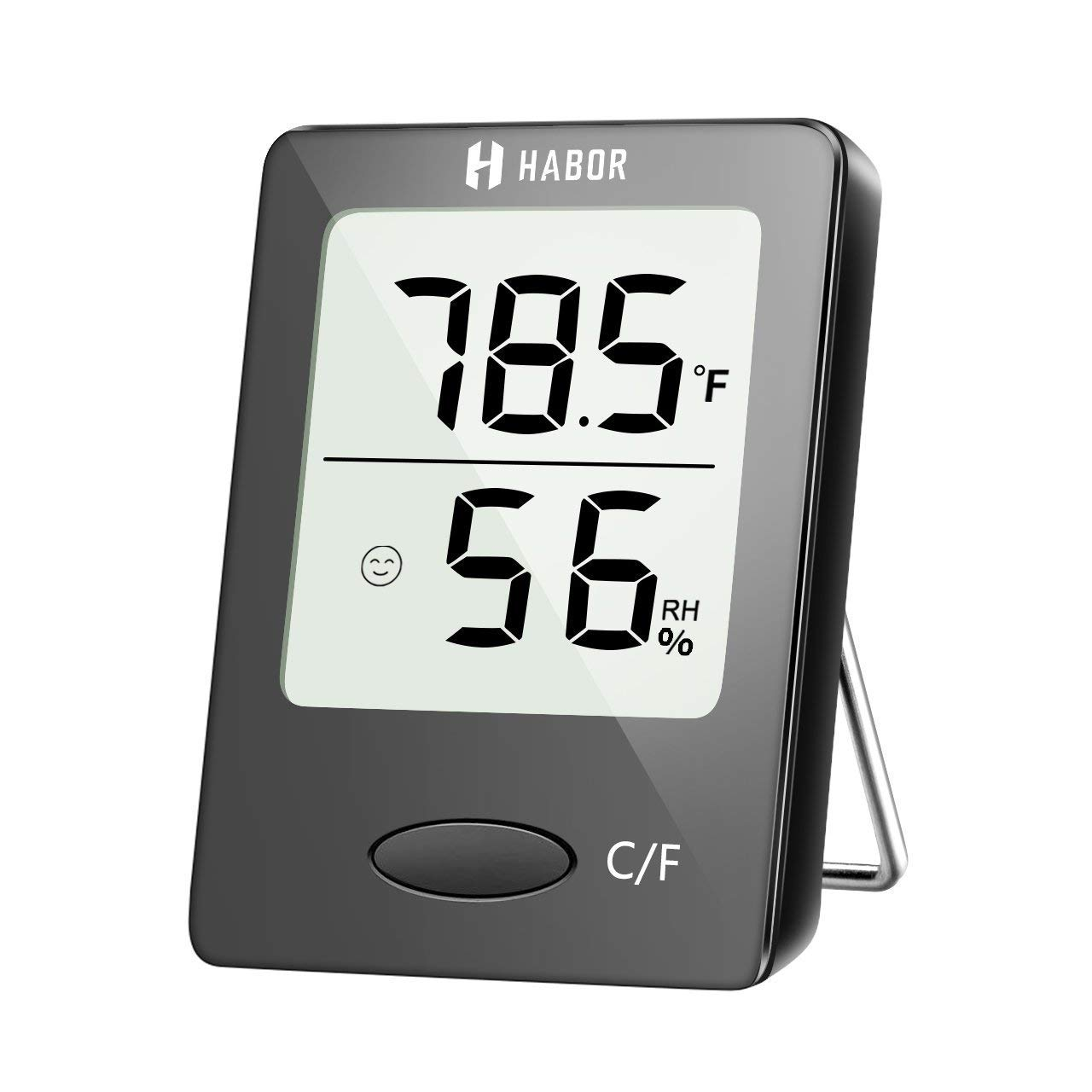 Habor Hygrometer Thermometer Temperature Greenhouse