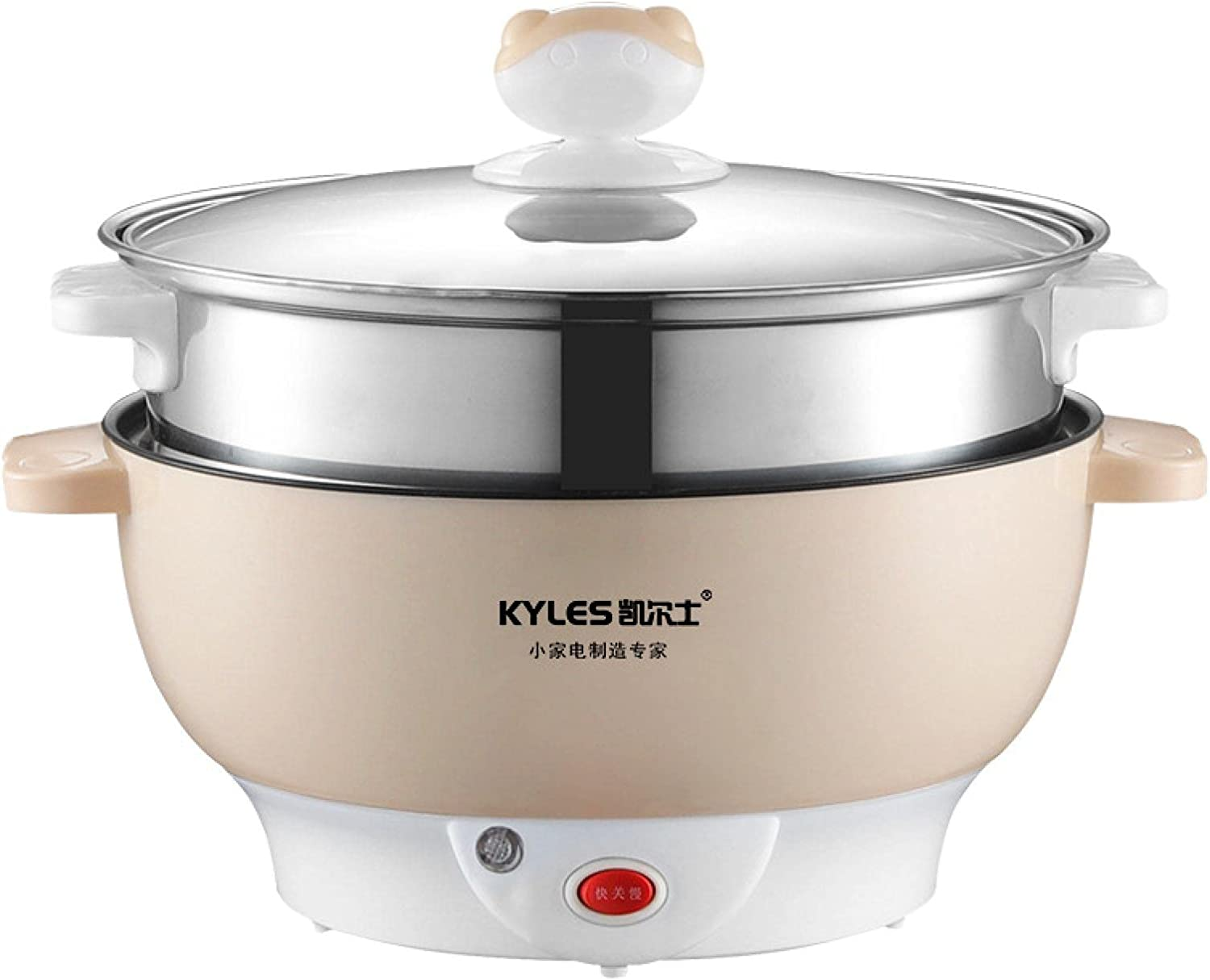 Stainless Steel Electric Cooker Multifunctional Virginia Beach Mall Indefinitely Dou Pot