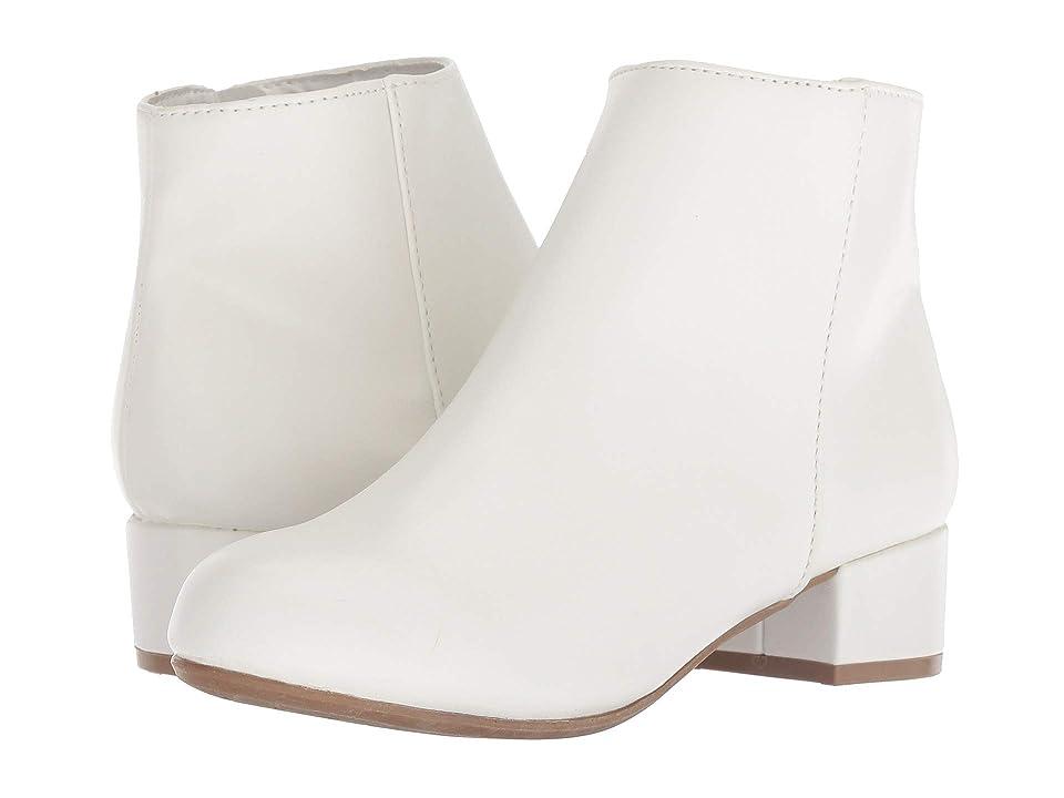 Steve Madden Kids JEditor (Little Kid/Big Kid) (White) Girls Shoes