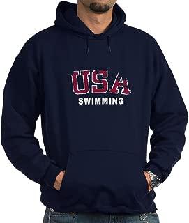 CafePress USA Swimming Team Sweatshirt