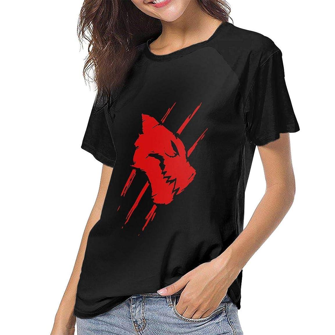 黒人グレートバリアリーフ凍ったRWBY 4 Tシャツ さん 半袖 カットソー 丸首 無地 ゆったり 大きいサイズ カジュアル プリント シャツ