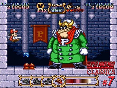 Clip: The Magical Quest - Pete's Schloss