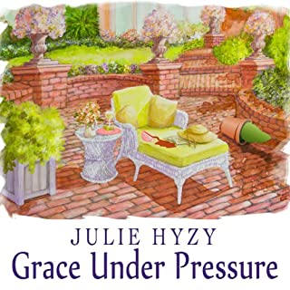 Grace Under Pressure audiobook cover art