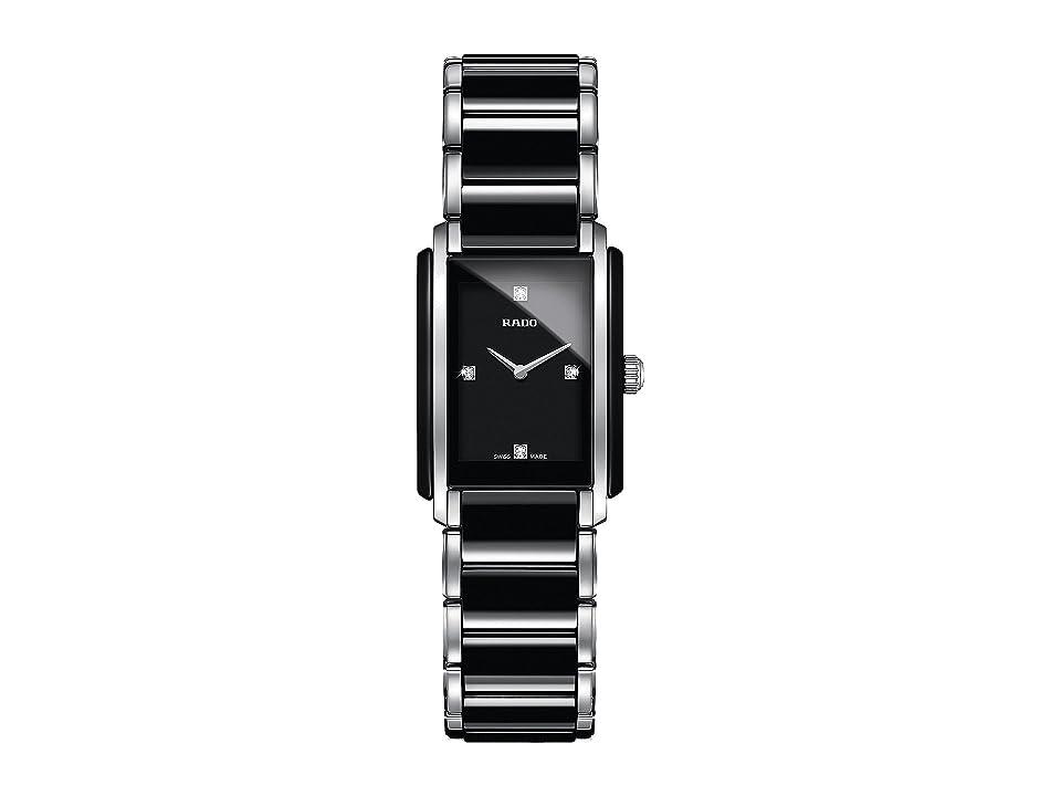 RADO Integral - R20613712 (Black Ceramic) Watches