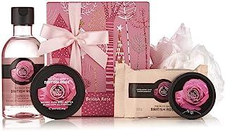 The Body Shop British Rose Festive Picks Small Gift Set