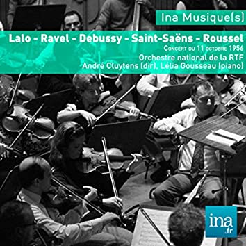 Lalo - Ravel - Debussy - Saint-Saëns - Roussel