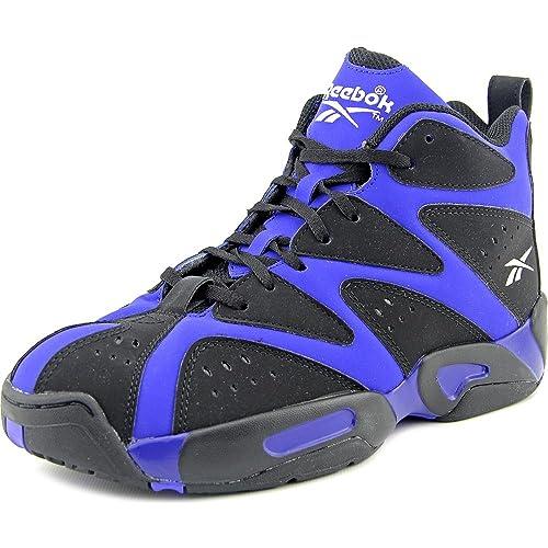 Reebok Gs Kids Kamikaze I Mid Basketball Shoes 7b1d00884